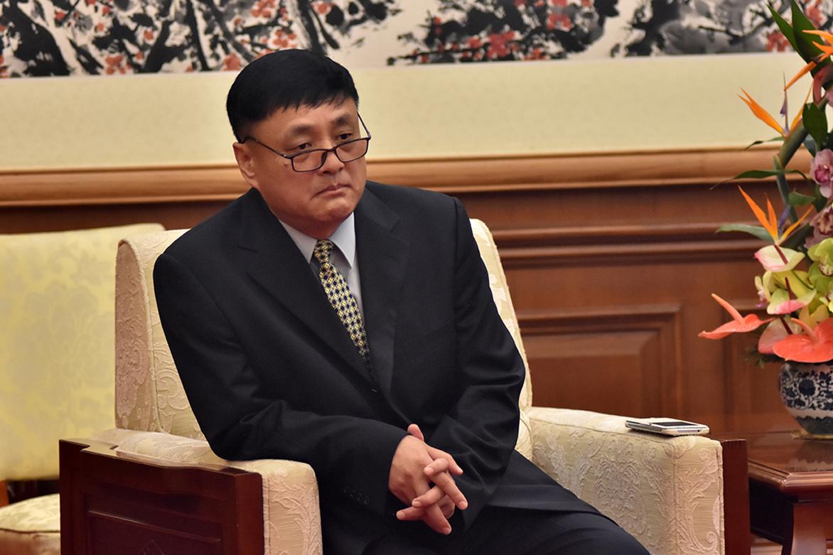 对外投资合作研究所梁桂宁所长